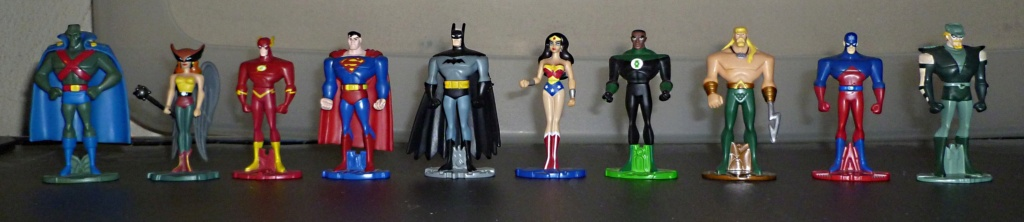 My Miscellaneous Modern Collection: My JLA: U Collection: Batman Update! Collec11