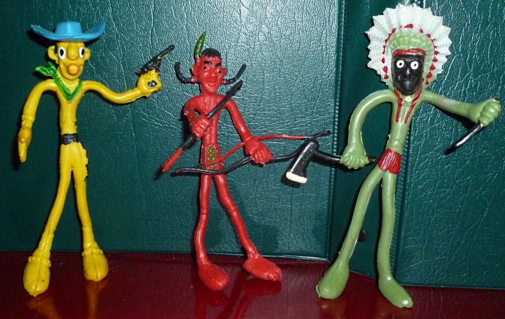 My VINTAGE Action Figure Collection: Gabara, The Mummy's Curse & More! - Page 5 Cowboy10