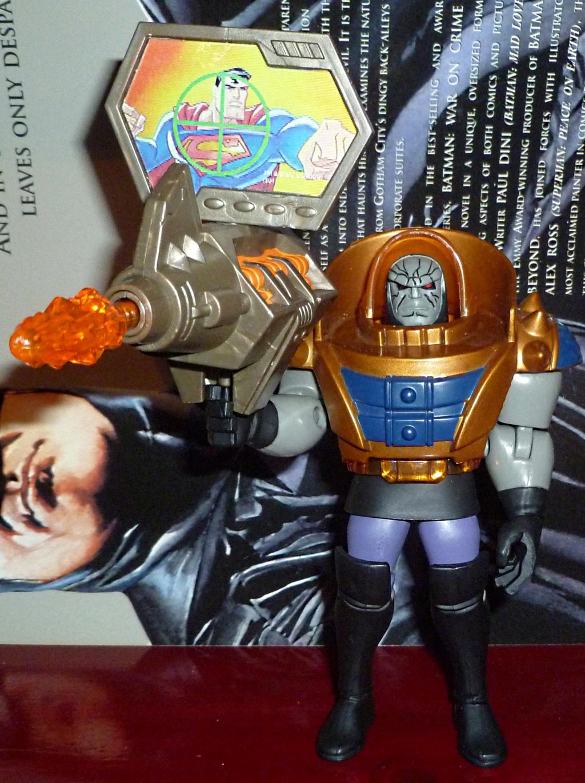 My Miscellaneous Modern Collection: My JLA: U Collection: Batman Update! Darkse10