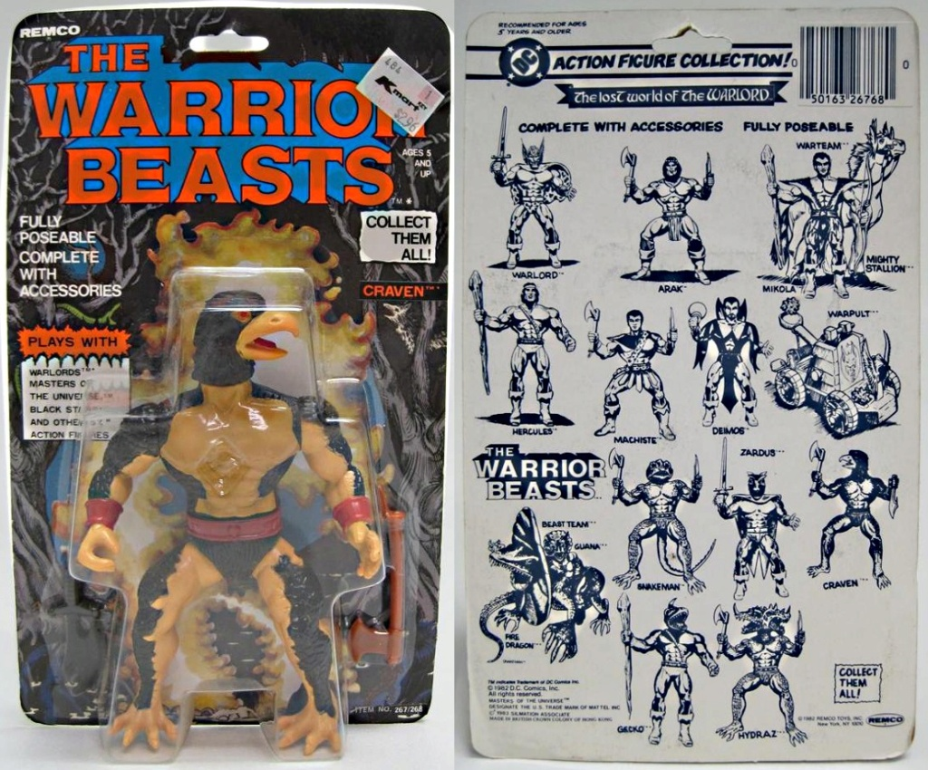 My VINTAGE Action Figure Collection: Gabara, The Mummy's Curse & More! - Page 4 Dc_war11