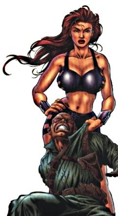 Broadway Comics' Fatale: 25th Anniversary! Desirz10