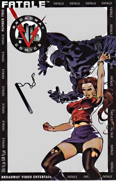 Broadway Comics' Fatale: 25th Anniversary! Desirz11