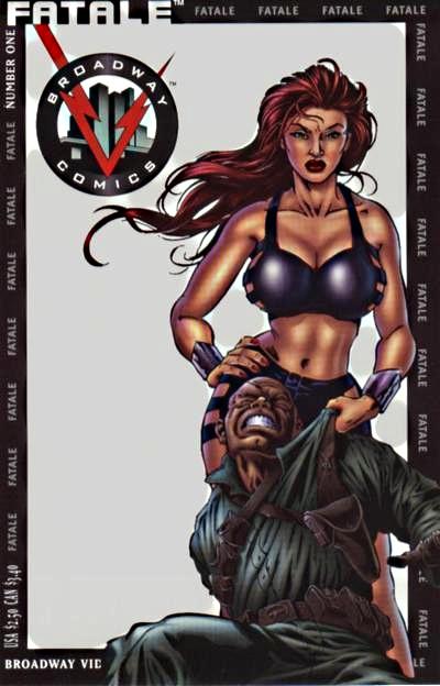 Broadway Comics' Fatale: 25th Anniversary! Desirz12
