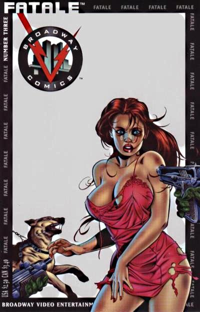 Broadway Comics' Fatale: 25th Anniversary! Desirz13
