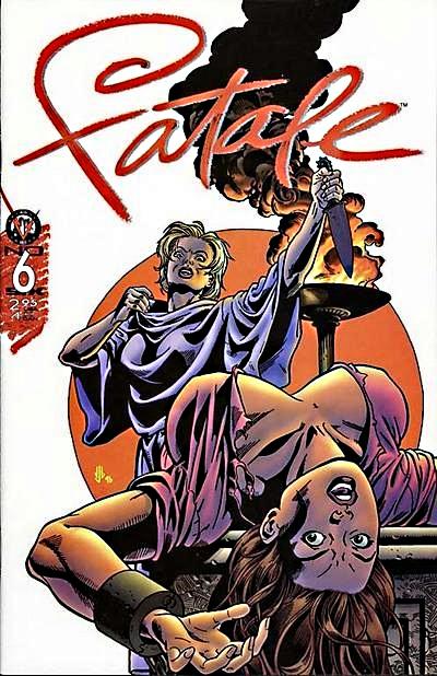 Broadway Comics' Fatale: 25th Anniversary! Desirz16