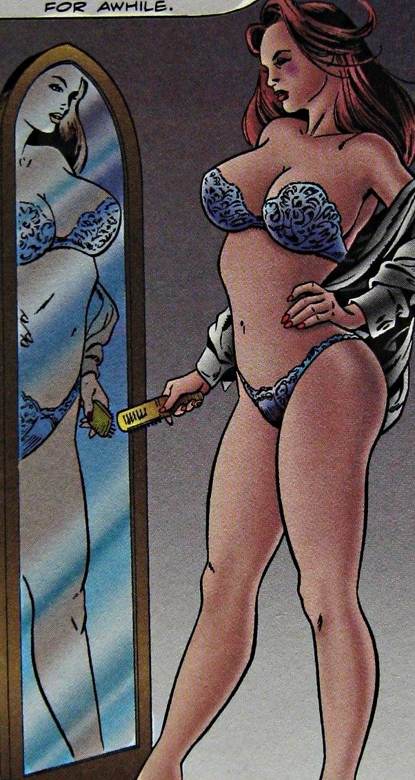 Broadway Comics' Fatale: 25th Anniversary! Desirz19