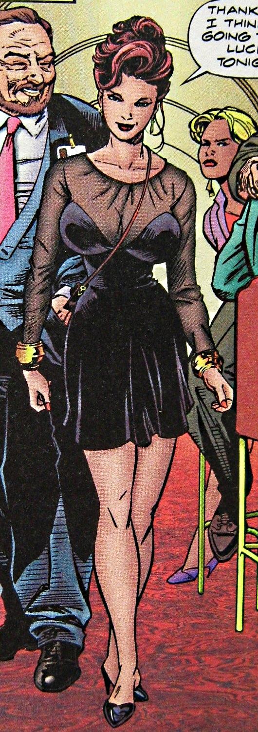 Broadway Comics' Fatale: 25th Anniversary! Desirz20