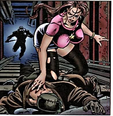 Broadway Comics' Fatale: 25th Anniversary! Desirz21