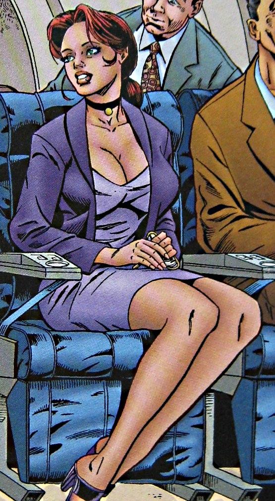 Broadway Comics' Fatale: 25th Anniversary! Desirz22