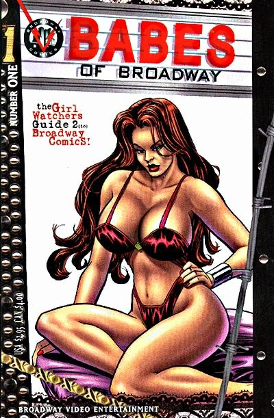 Broadway Comics' Fatale: 25th Anniversary! Desirz24