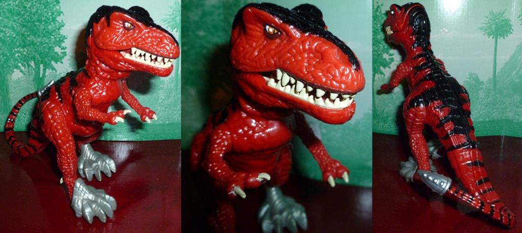 My Video Game Figures & Strategy Guides: Super Godzilla & Predator Games! Diablo10