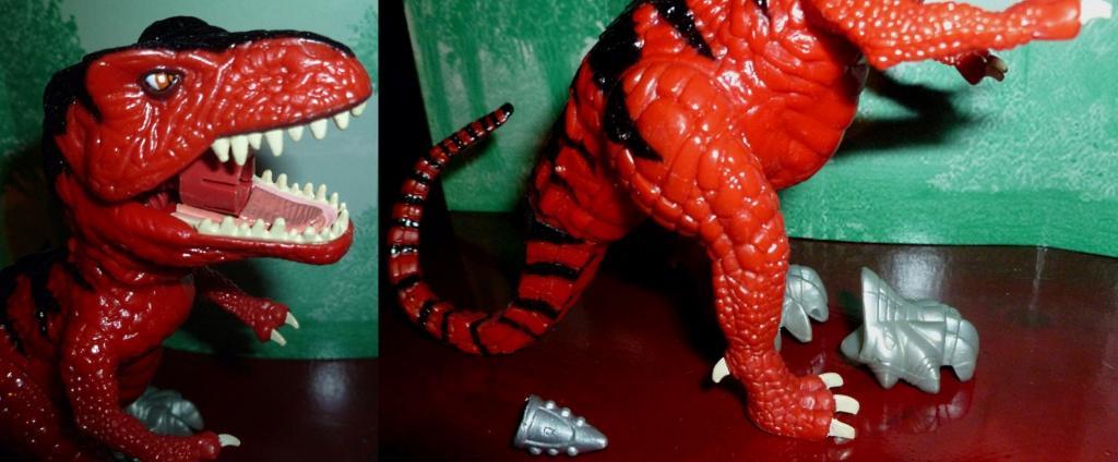 My Video Game Figures & Strategy Guides: Super Godzilla & Predator Games! Diablo11