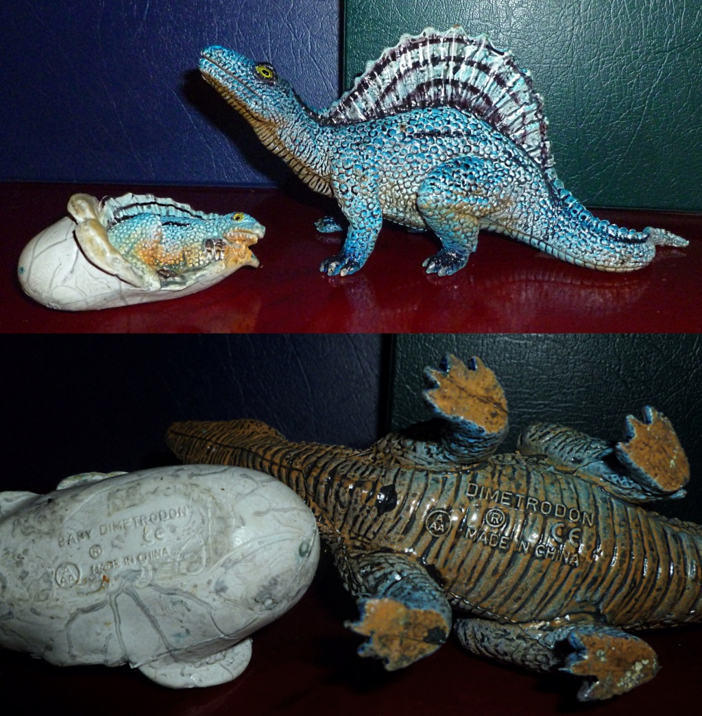 My Dinosaur figure collection: Battat 10 Dinosaur Set! - Page 3 Dimetr11