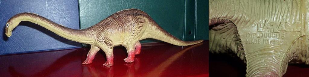 My Dinosaur figure collection: Battat 10 Dinosaur Set! - Page 2 Diplod10