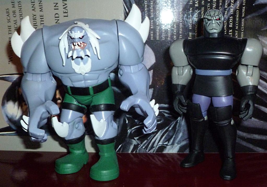 My Miscellaneous Modern Collection: My JLA: U Collection: Batman Update! Doomsd10