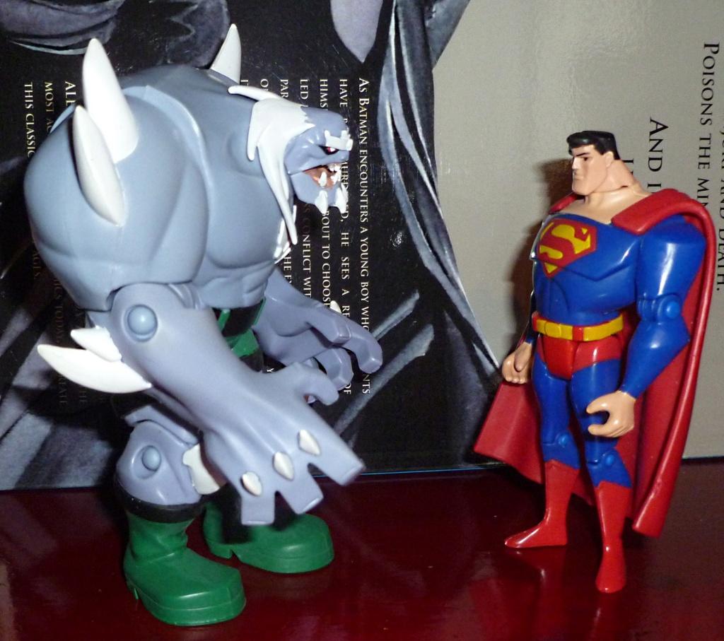 My Miscellaneous Modern Collection: My JLA: U Collection: Batman Update! Doomsd12