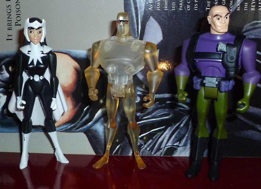 My Miscellaneous Modern Collection: My JLA: U Collection: Batman Update! Dr_lig10