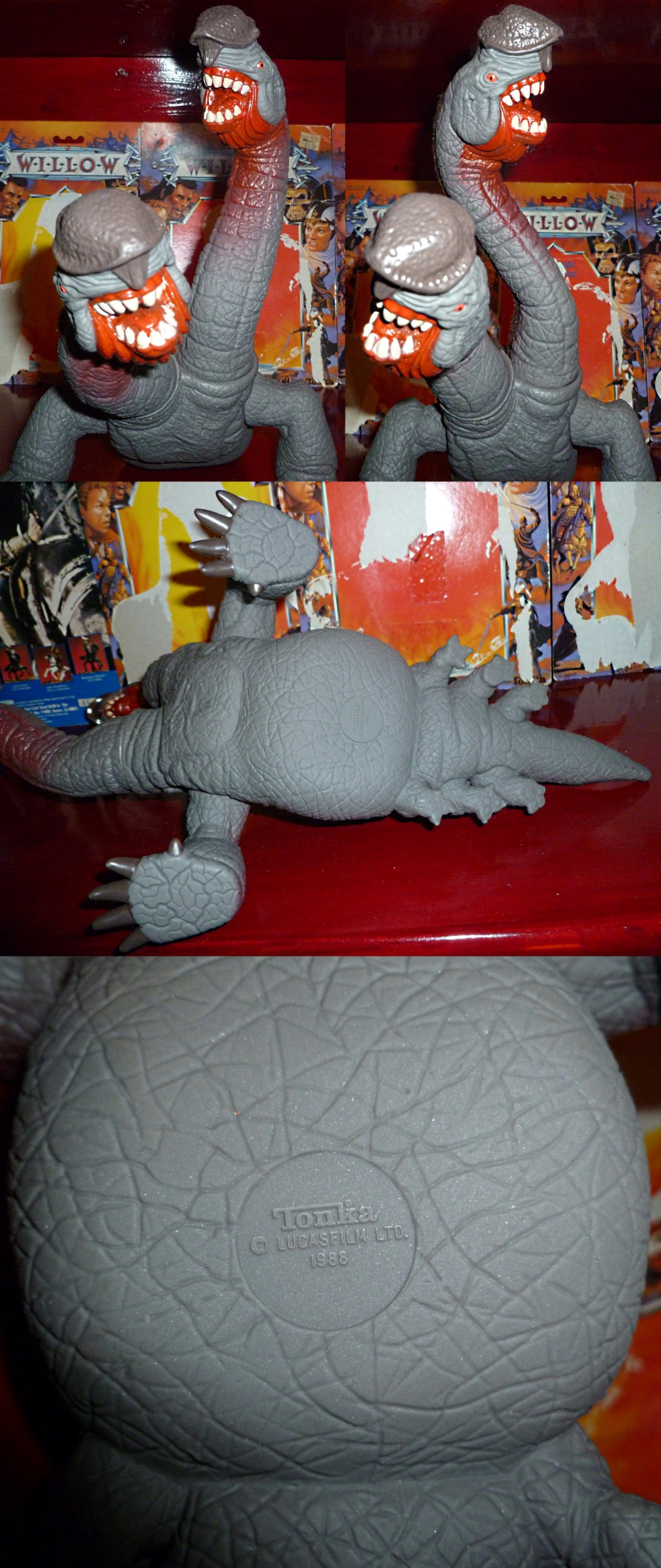 My VINTAGE Action Figure Collection: Gabara, The Mummy's Curse & More! Eborsi12