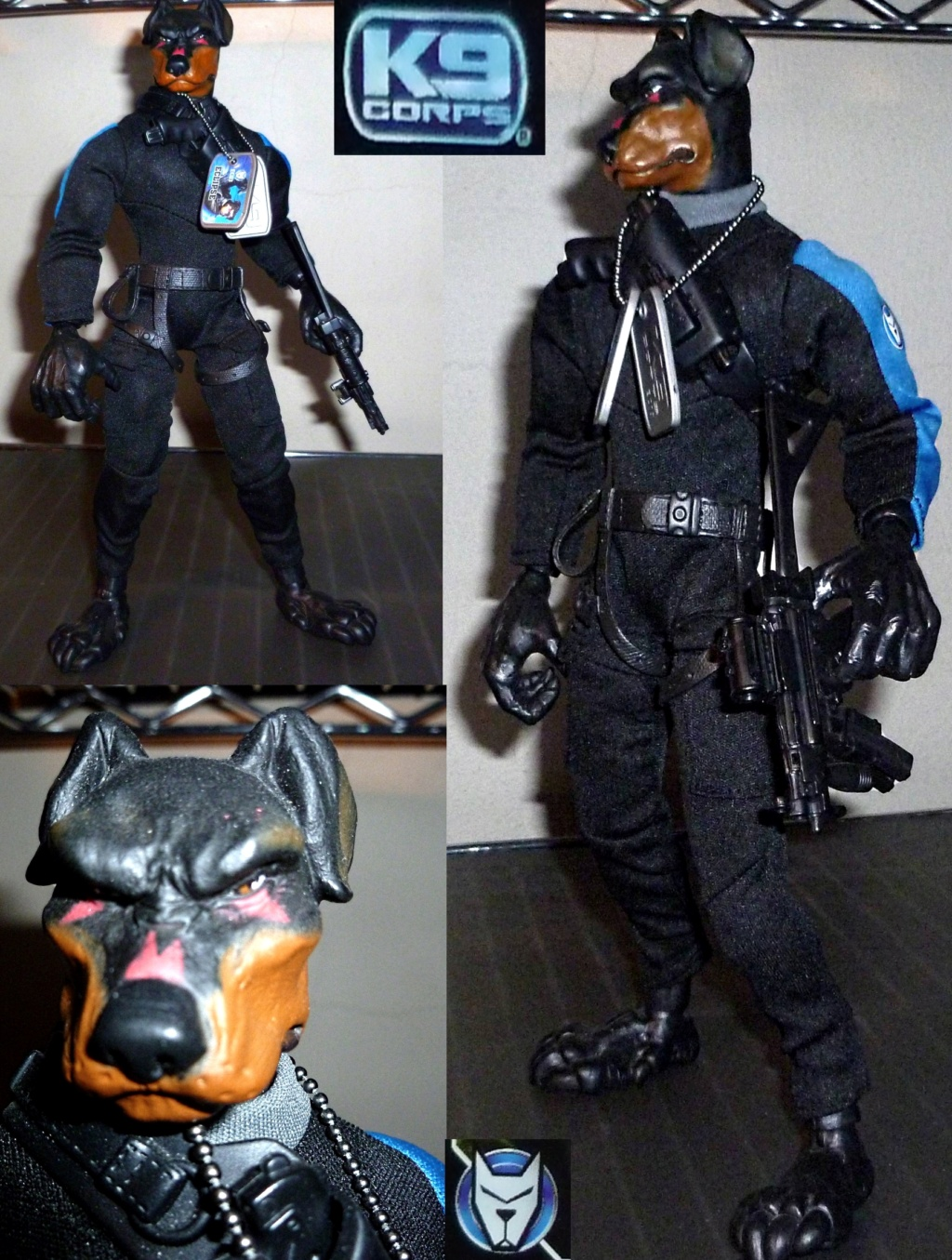 The K9 Corps: REBOOT Special! Eclips10