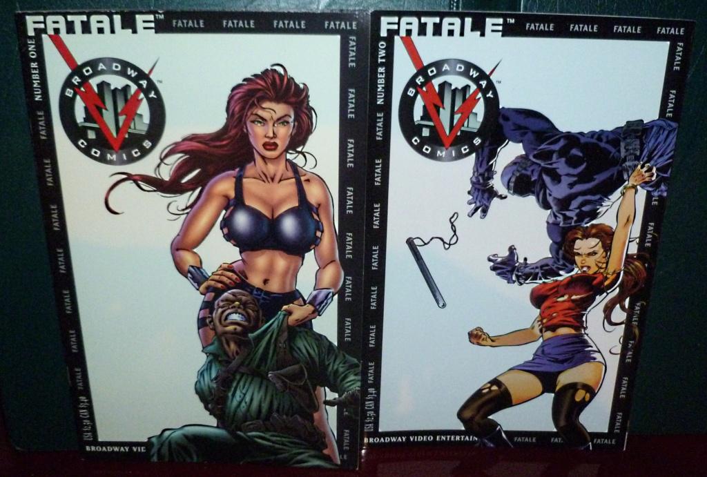 Broadway Comics' Fatale: 25th Anniversary! Fatale10