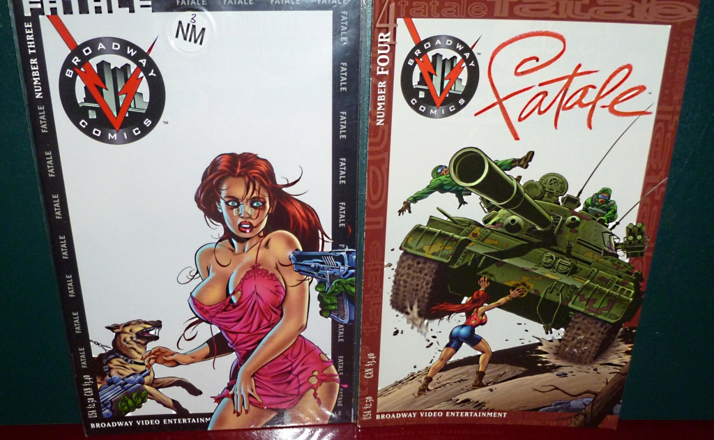 Broadway Comics' Fatale: 25th Anniversary! Fatale11