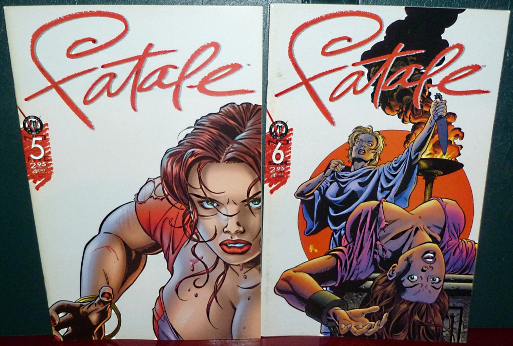 Broadway Comics' Fatale: 25th Anniversary! Fatale12