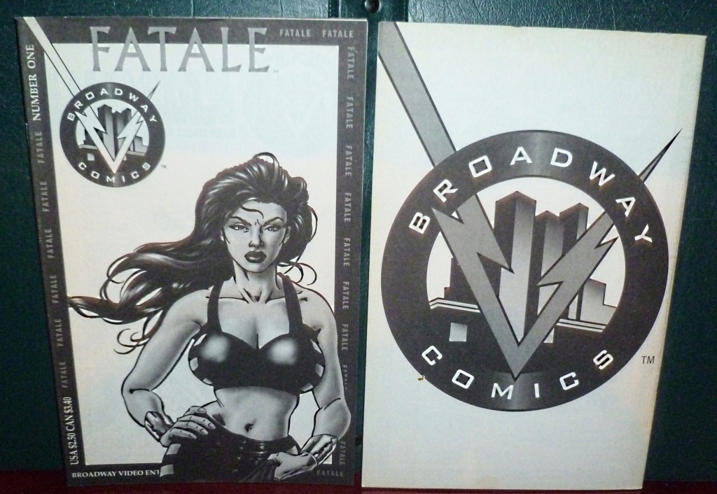 Broadway Comics' Fatale: 25th Anniversary! Fatale13