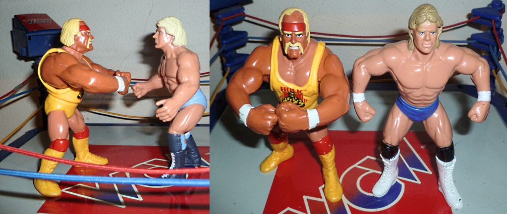 My Vintage Wrestling Collection: WCW OSTM Cage Update! Galoob13