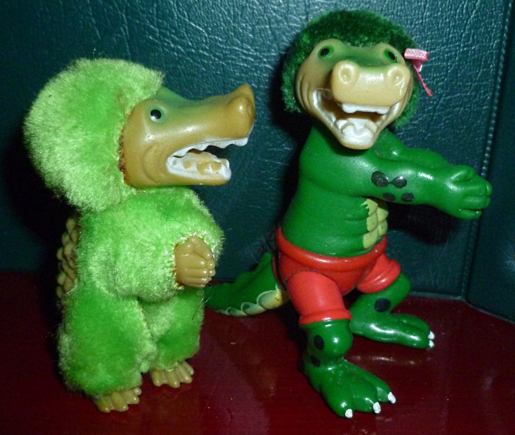 My VINTAGE Action Figure Collection: Gabara, The Mummy's Curse & More! - Page 5 Gators10