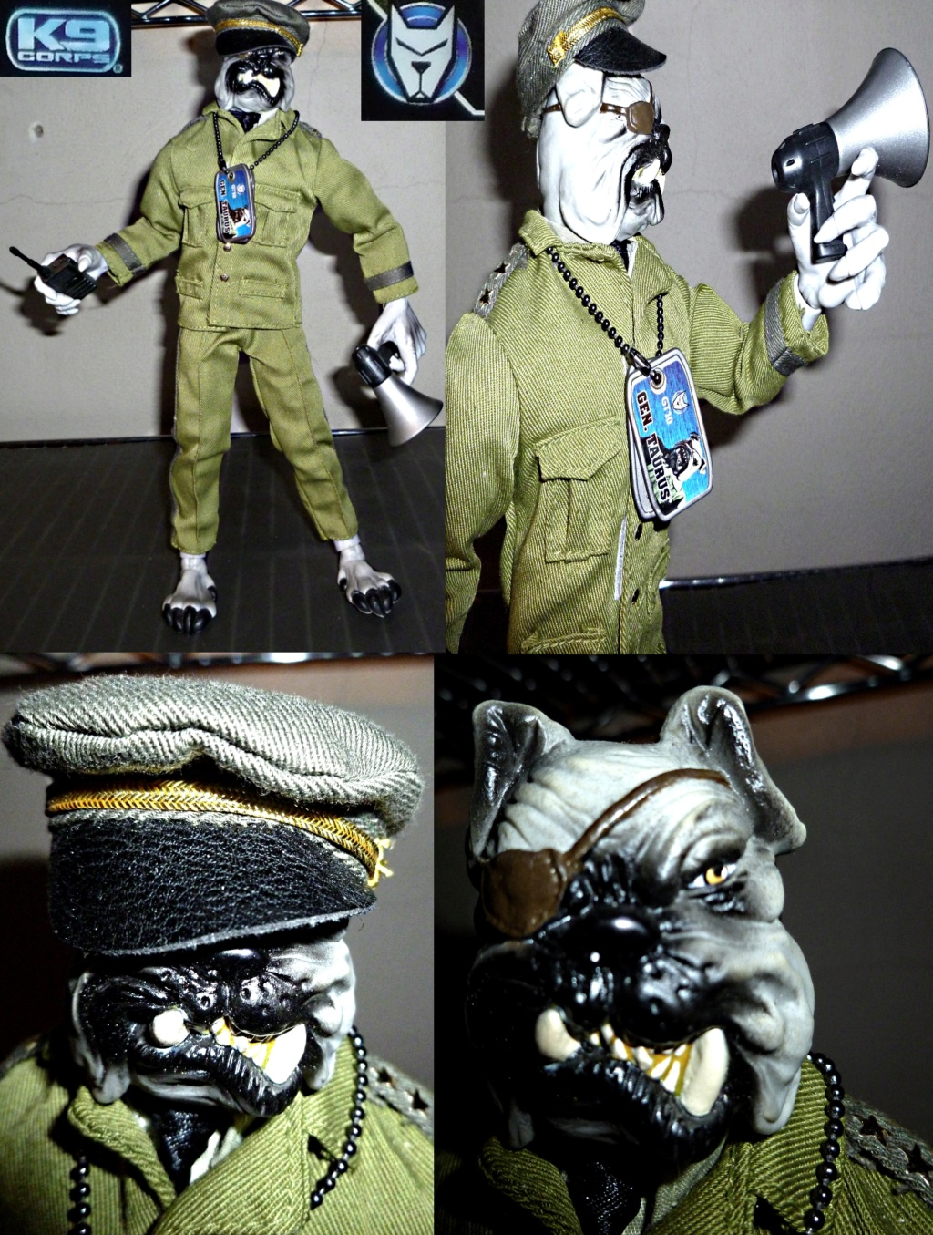 The K9 Corps: REBOOT Special! Genera10