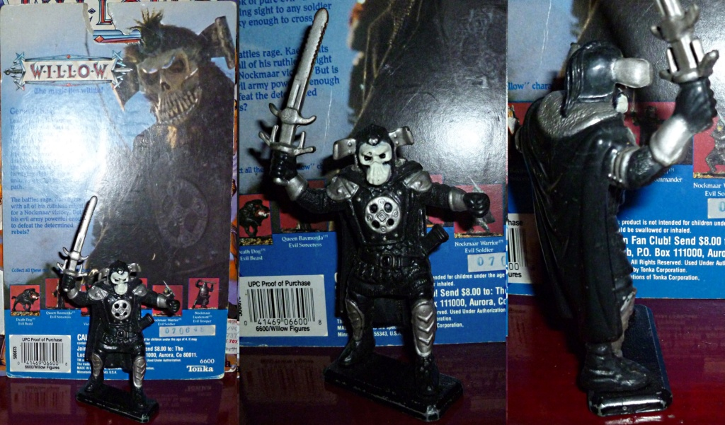 My VINTAGE Action Figure Collection: Imperial Classic Monsters! Genera12