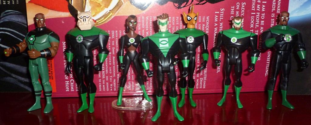 My Miscellaneous Modern Collection: My JLA: U Collection: Batman Update! Green_10