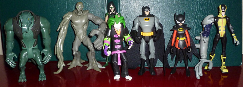 My Miscellaneous Modern Collection: The Batman (My little) Collection! Group_18