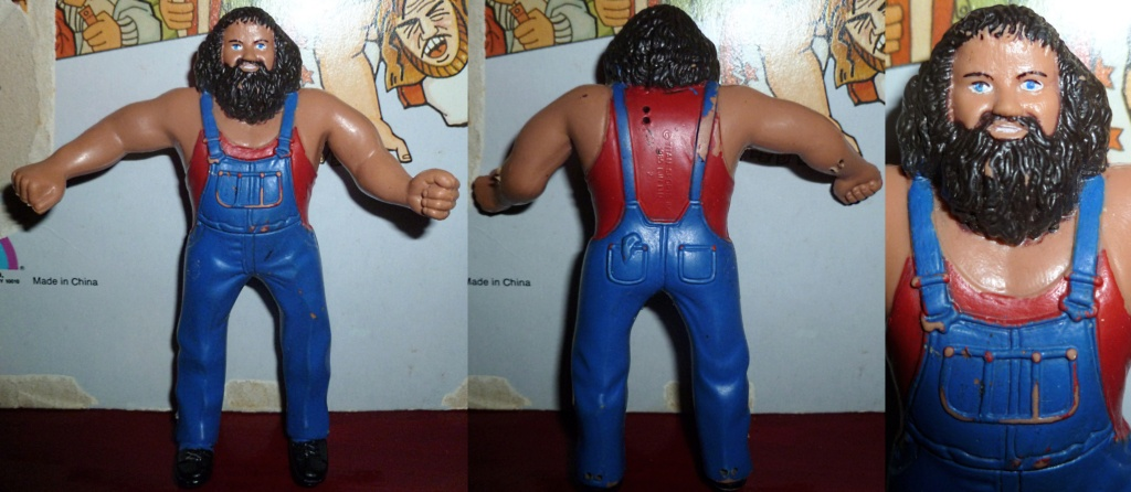 My VINTAGE Action Figure Collection: Gabara, The Mummy's Curse & More! - Page 4 Hillbi10