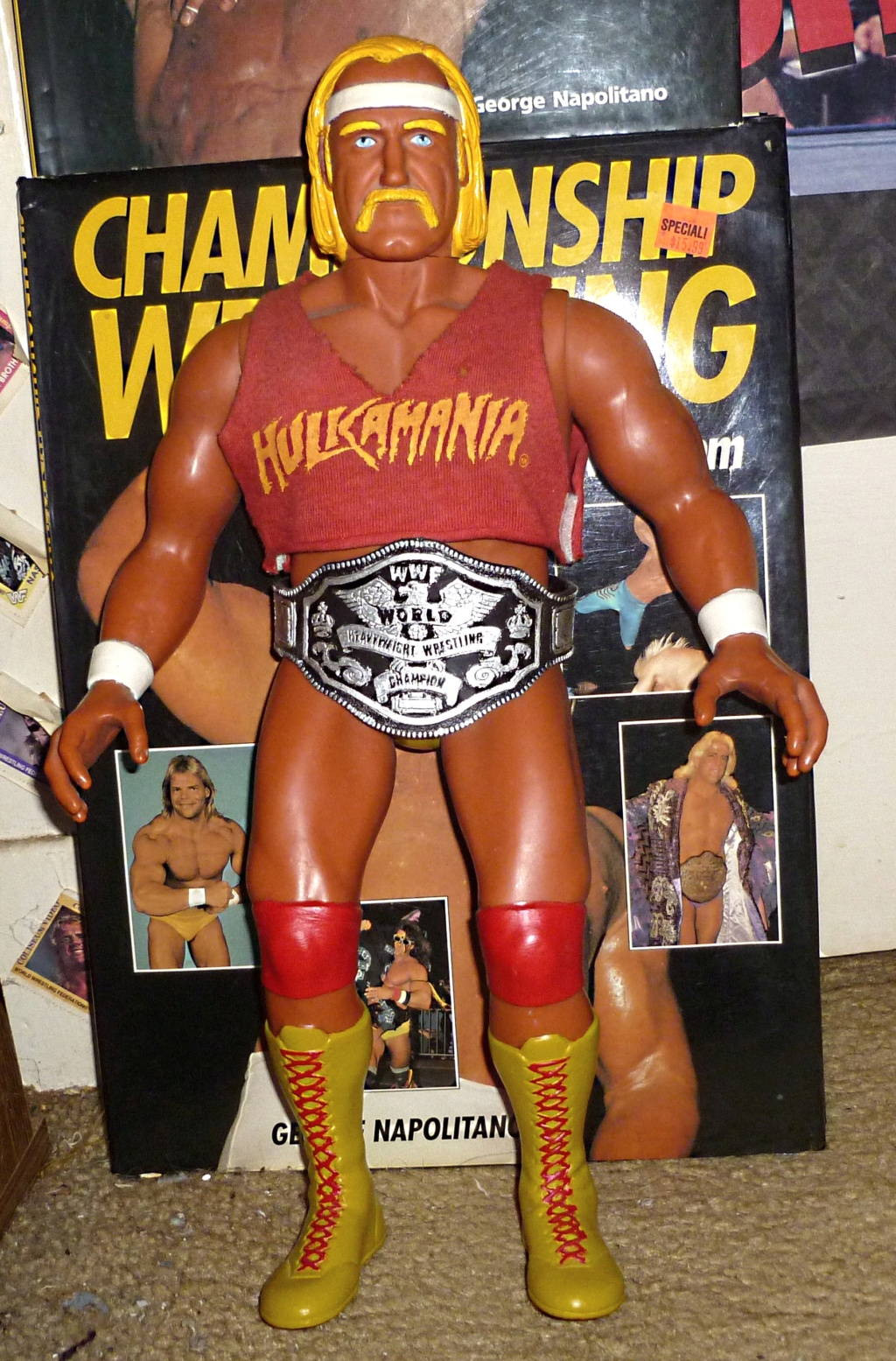 My Vintage Wrestling Collection: WCW OSTM Cage Update! Hulk_h12