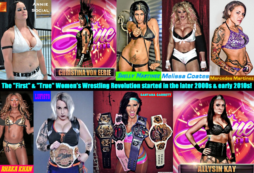 Wrestling: Women of the Independents! Indi_w10