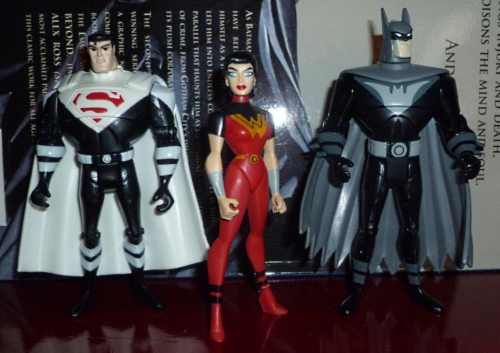 My Miscellaneous Modern Collection: My JLA: U Collection: Batman Update! Jla_110
