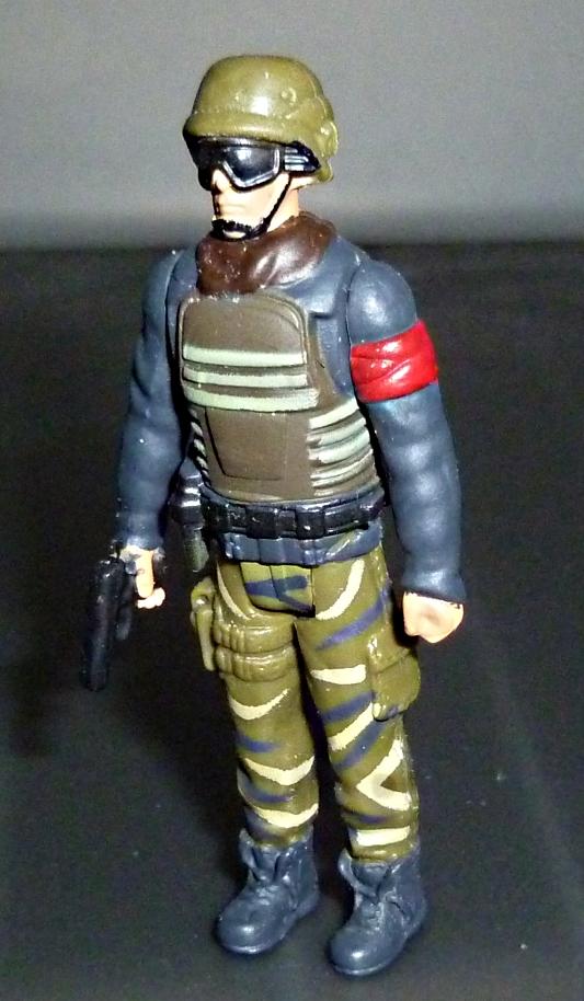 My Terminator Salvation MINI Figures Set - Update with Card! John_c10