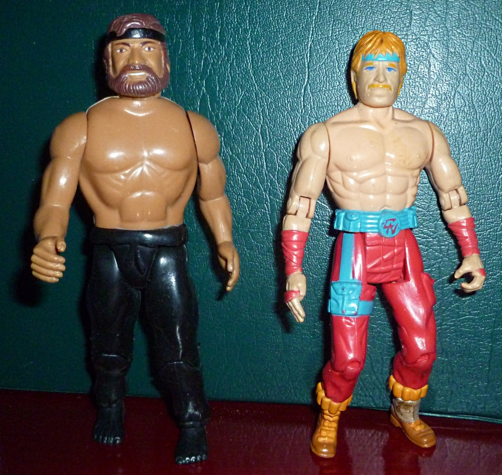My VINTAGE Action Figure Collection: Gabara, The Mummy's Curse & More! - Page 2 Karate10