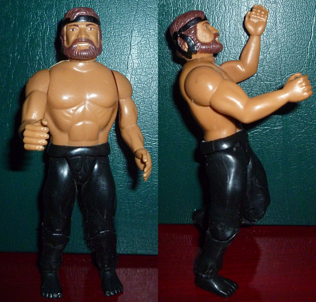 My VINTAGE Action Figure Collection: Gabara, The Mummy's Curse & More! - Page 2 Karate11