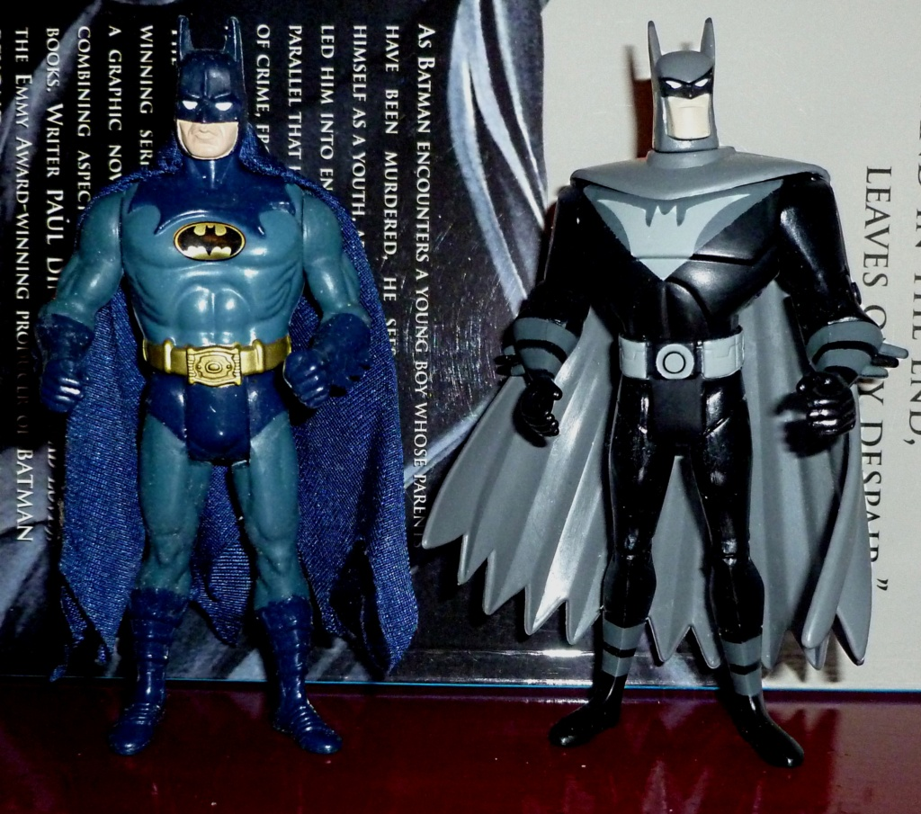 My Miscellaneous Modern Collection: My JLA: U Collection: Batman Update! Kenner10