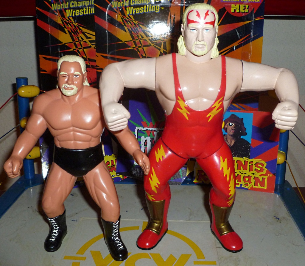 My Vintage Wrestling Collection: WCW OSTM Cage Update! - Page 2 Kenvin10