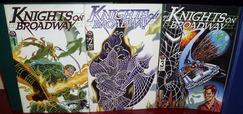 Broadway Comics' Fatale: 25th Anniversary! Knight10