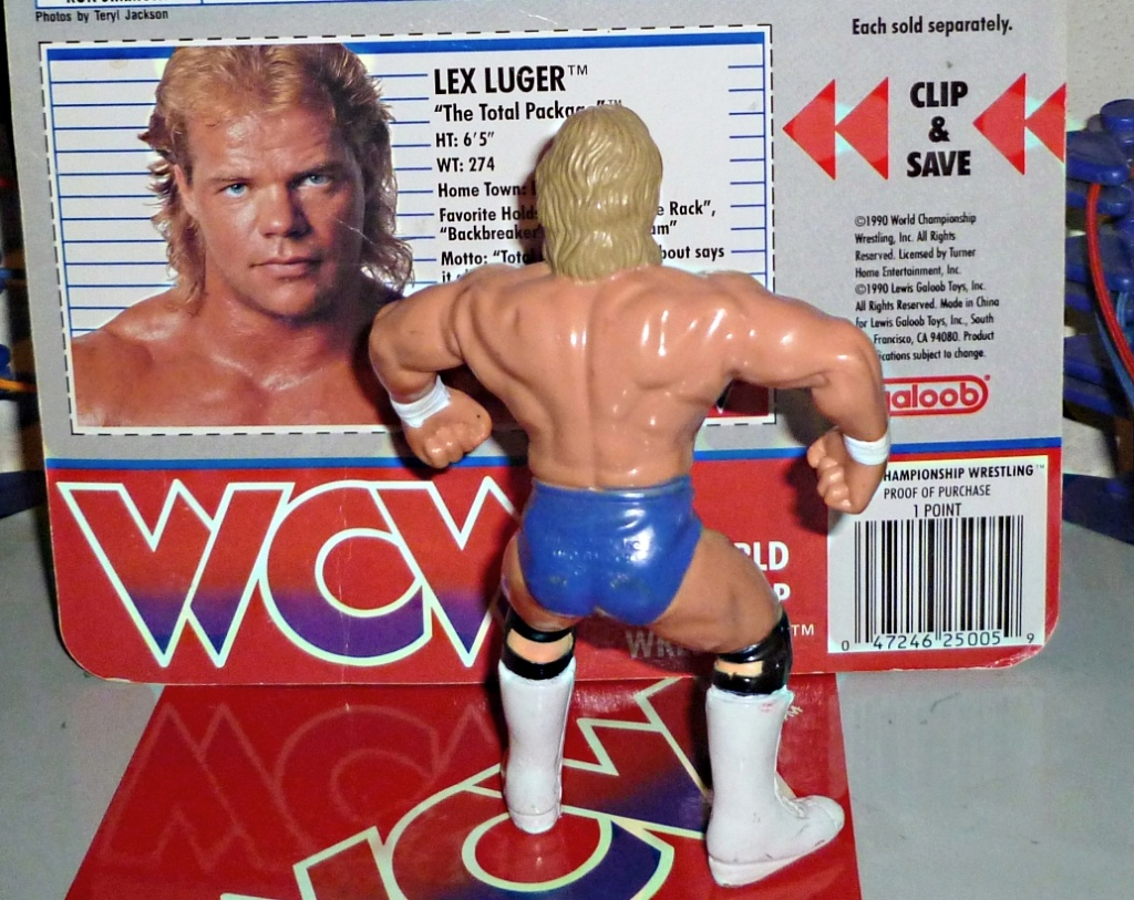 My Vintage Wrestling Collection: WCW OSTM Cage Update! Lex_lu12