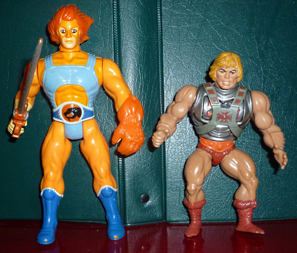 My VINTAGE Action Figure Collection: Gabara, The Mummy's Curse & More! - Page 5 Lion-o12