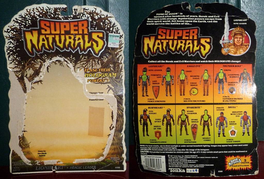 My VINTAGE Action Figure Collection: Gabara, The Mummy's Curse & More! - Page 5 Lionhe13