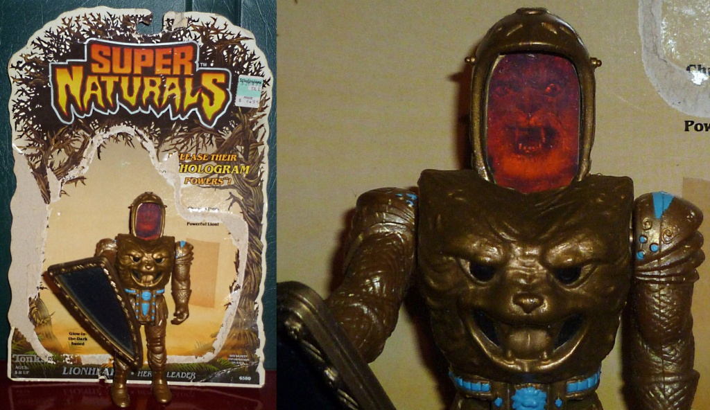My VINTAGE Action Figure Collection: Gabara, The Mummy's Curse & More! - Page 5 Lionhe16