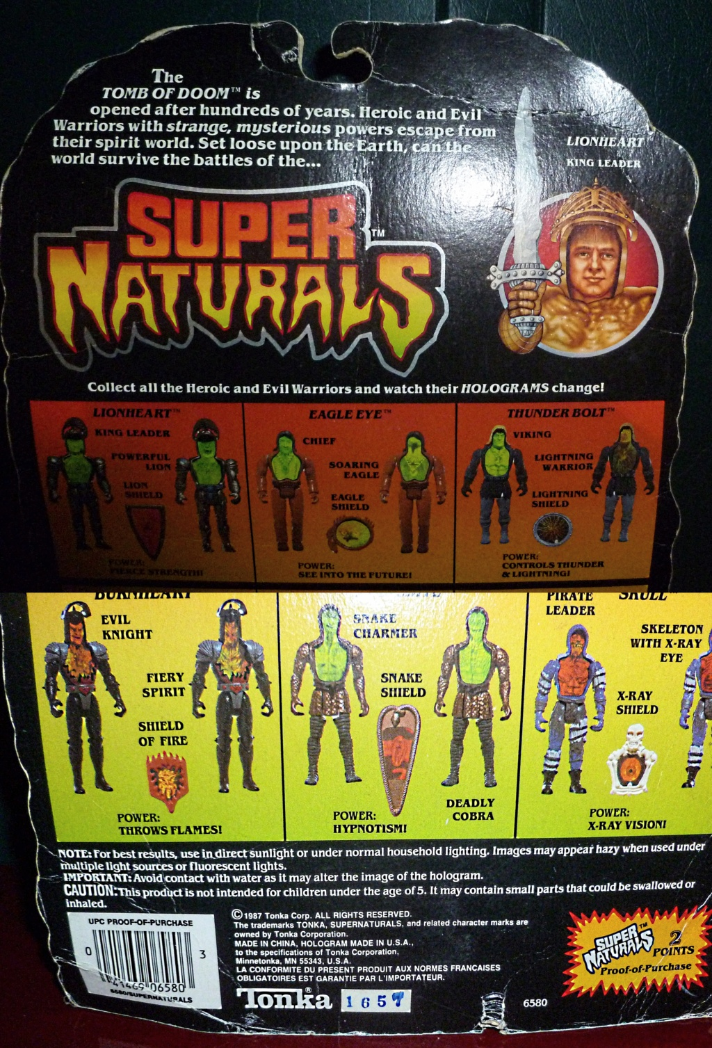 My VINTAGE Action Figure Collection: Gabara, The Mummy's Curse & More! - Page 5 Lionhe18