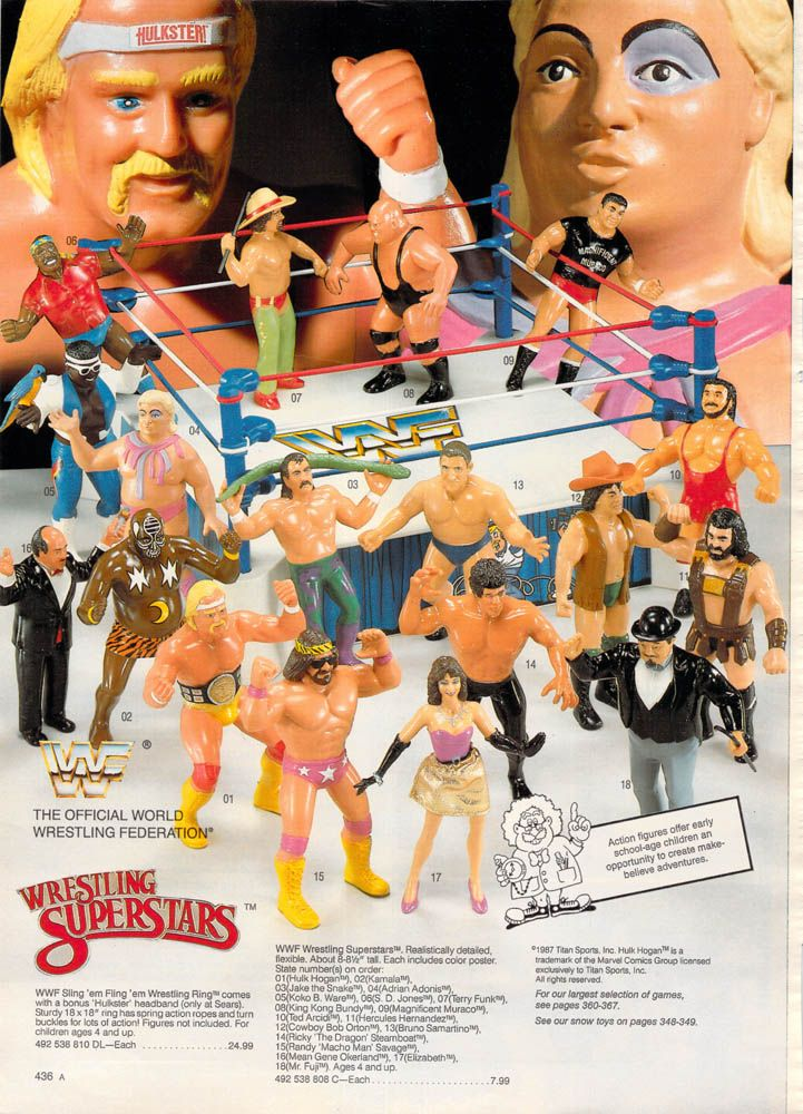 My VINTAGE Action Figure Collection: Gabara, The Mummy's Curse & More! - Page 4 Ljn-ca10