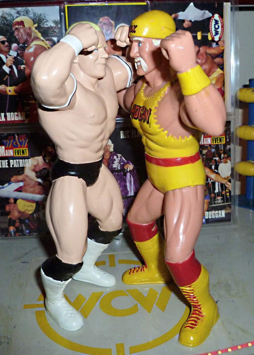 My Vintage Wrestling Collection: WCW OSTM Cage Update! - Page 2 Luger_10